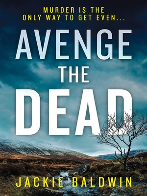 cover image of Avenge the Dead